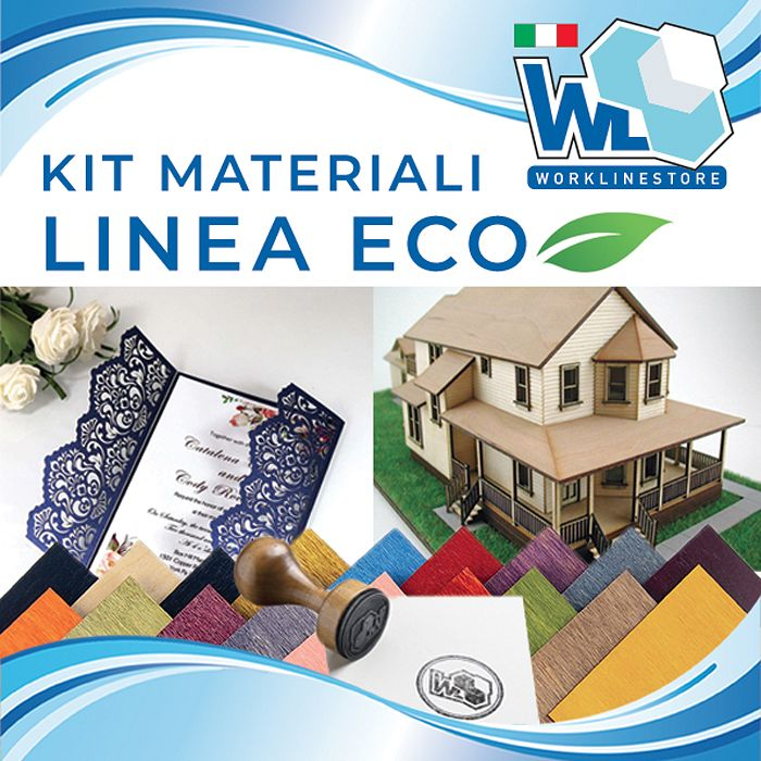 Kit materiali linea ECO